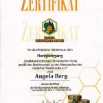 AngelaHonigzertifikat